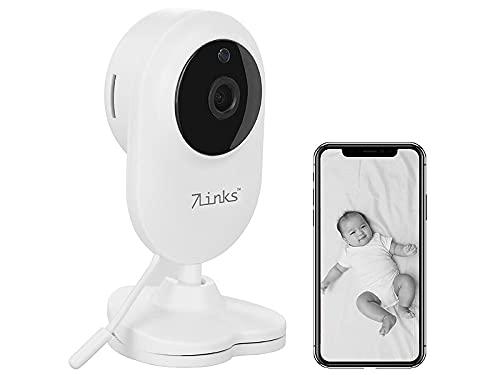 Babyphone connecté avec caméra Full HD IPC-310.BP [7Links]
