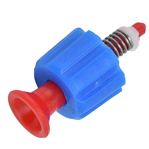 Valvola di sfiato dello spruzzatore, valvola di rilascio Resistente alla corrosione per atomizzatori a zaino da 3L / 5L / 8L per la sostituzione diretta della valvola di sfiato vecchia o