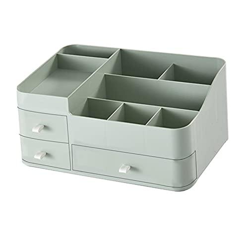 HRTX Caja para Cosméticos Organizador De Maquillaje, Tipo Escritorio Guardar para Tocador, Baño, Dormitori para Bañotocador O Despacho