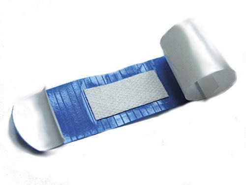 Tiritas detectables al detector de metales 72 x 19 mm (1000 unidades)