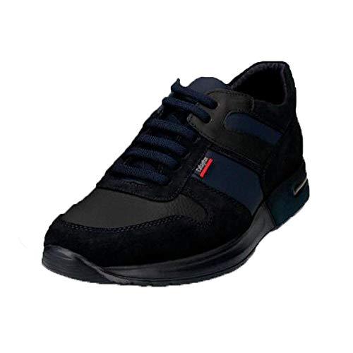 Callaghan Calzature Baskets 91308 Azul 45