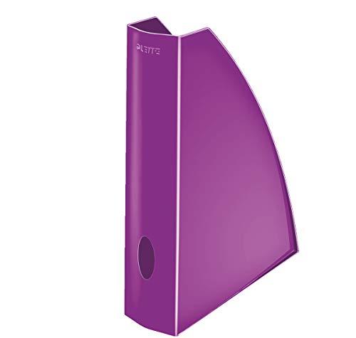 Leitz 52771062 Stehsammler WOW, A4, Polystyren, violett
