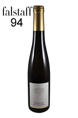 3 Flaschen Huff Niersteiner Schloss Schwabsburg Riesling Beerenauslese 2017 (20,40 €/l)