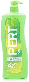 Pert Plus Shampoo Classic Clean 2 In 1 1.18L