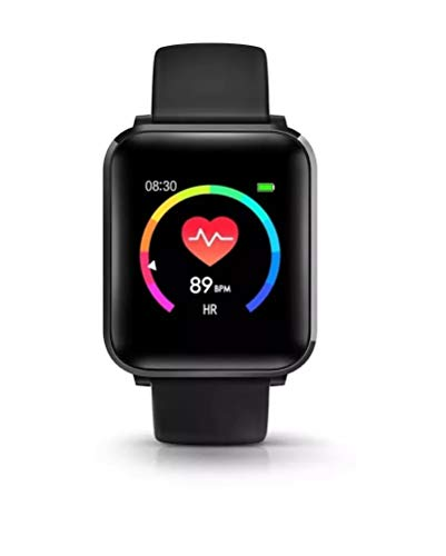 Relógio Smartwatch Blitzwolf BW HL1 Tela Touch Screnn