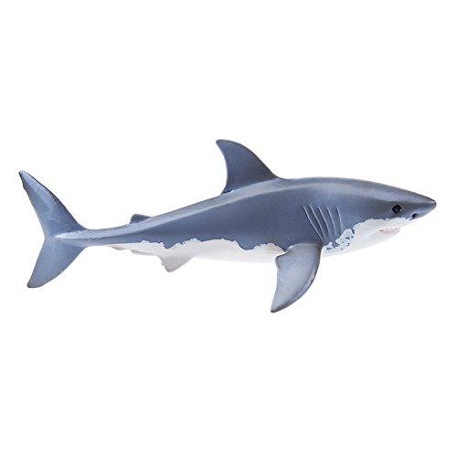 Schleich 14700 - Spielzeugfigur weißer Hai
