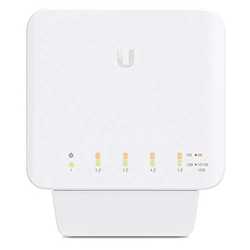 Ubiquiti Networks UniFi Switch Flex, USW-Flex (5-Port Layer 2 Gigabit Switch with PoE Support)