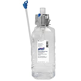 PURELL Professional Mild Foam Soap, Fragrance Free, 1500 mL Foam Hand Soap Refill for PURELL CXM/CXI/CXT Dispensers… 6 Mild foam soap is free of dyes, parabens, and phthalates Compatible with PURELL CXM, CXI and CXT systems Formula is Fragrance Free and EcoLogo Certified
