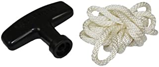 A&T Parts Pack of Recoil Starter Handle with Rope Fits Honda GX100 GX110 GX120 GX160