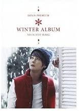 Japan Premium Winter Album by SHIN HYE-SUNG (2013-03-13)