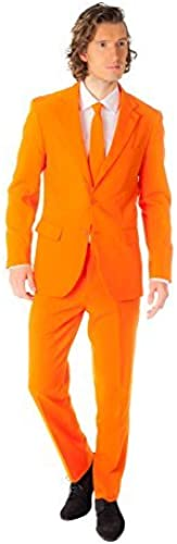 tienda de ventas outlet OppoSuits OppoSuits OppoSuits Suit Fancy Dress Costume (UK 50 EU 60, naranja) by Opposuits  clásico atemporal