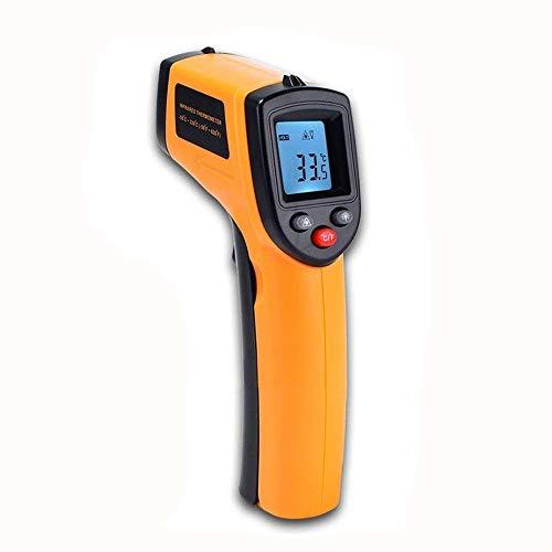 OBEST 赤外線放射温度計 工業用温度計 デジタル温度計 赤外線非接触 IR 温度計 温度ガンテスター範囲 -50~380℃ GM320(人体には使用できません)