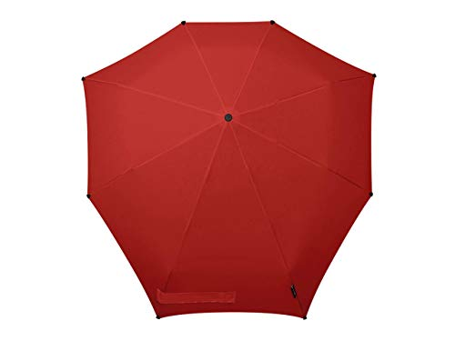 Senz Manual Stormparaplu Passion Red