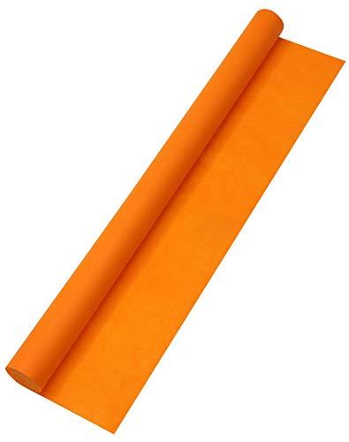 アーテック カラー不織布ロール10m巻 橙 1本入