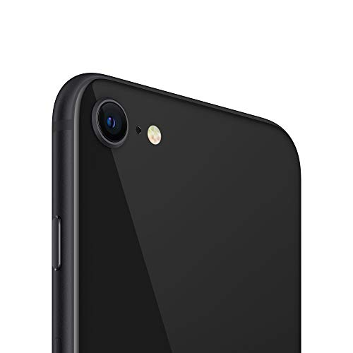 Apple iPhone SE (64GB) - Schwarz (inklusive EarPods, Power Adapter)