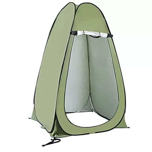 Outdoorzelt Umkleide- und Duschzelt in 6 verschiedenen Designs - perfekt für Camping, Urlaub und Angeln (Style 003 (150x150x190cm))