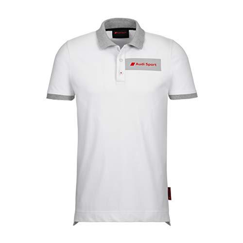Audi Sport Polo Shirt Herren (M)