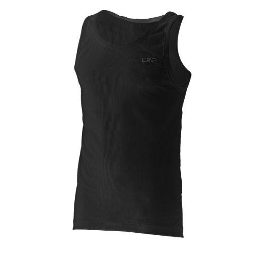 CMP Technical Underwear Tank Top Homme, Black, L