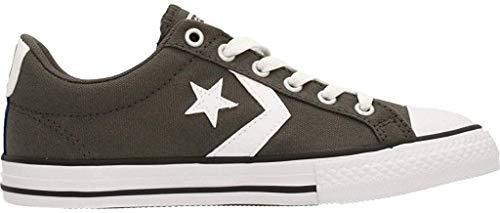Zapatillas para niño, Color Gris, Marca CONVERSE, Modelo Zapatillas para Niño CONVERSE Star Player OX Gris
