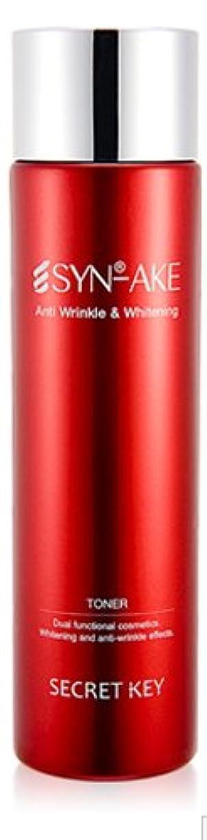 精度電子レンジしてはいけませんSYN-AKE Anti Wrinkle & Whitening Toner(150ml)