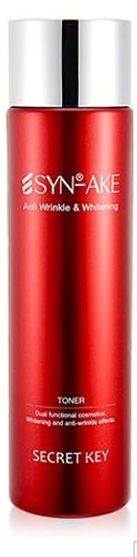 父方の肯定的海藻SYN-AKE Anti Wrinkle & Whitening Toner(150ml)