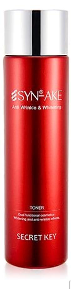 筋マルコポーロ気体のSYN-AKE Anti Wrinkle & Whitening Toner(150ml)