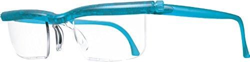 ドゥーアクティブ 老眼鏡 シニアグラス 度数調節(+0.5D〜+4.0D) 拡大機能 UVカット おしゃれ (エメラルド)