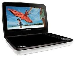 Fantastic Deal! Portable Region 8 DVD Player with 9 Screen
