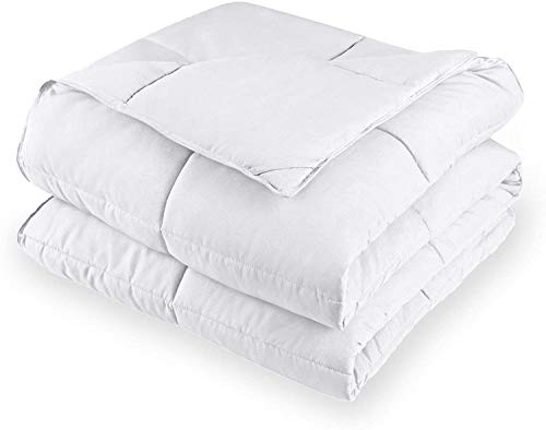 A1 Home Collections A1HC 100% New Zealand Wool Organic Duvet Insert, Stand Alone Comforter, King, 200 GSM,400 GSM,600 GSM