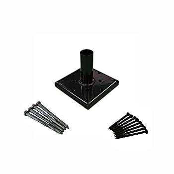 Titan Building Products Wood Post Anchor Kit 4  X 4