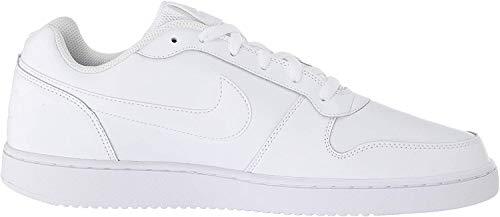 Nike Herren Ebernon Low Fitnessschuhe, Weiß (White 100), 45 EU