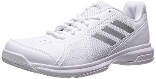adidas Men's Approach Tennis Shoe, White/White/White, 11.5 M US