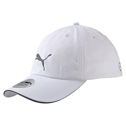 Puma Men's Baseball Cap (5291102_White_Adult)