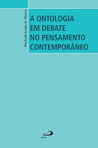 A ontologia em debate no pensamento contemporâneo (Filosofia)