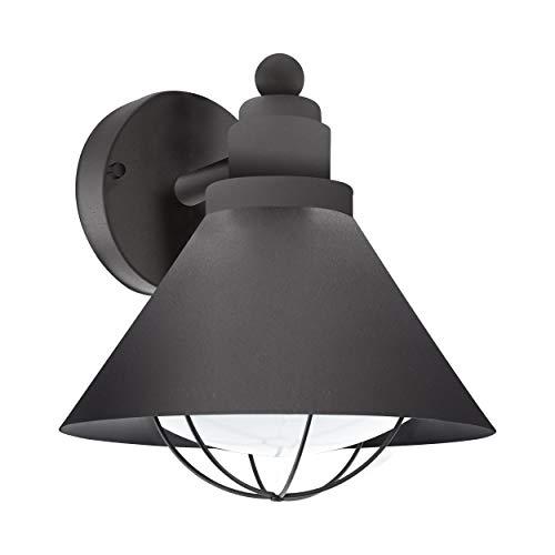 Eglo 94805 Lampe d'extérieur, argent