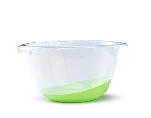 Whitefurze–Ciotola per mescolare, 6L, Colore: Verde Lime