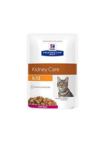 Hill's Feline K/D Chicken Comida para Gatos - 85 gr