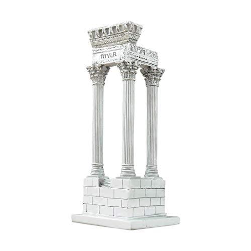 Zixin Resin Ornament, Design von kreativen römischen Säulen
