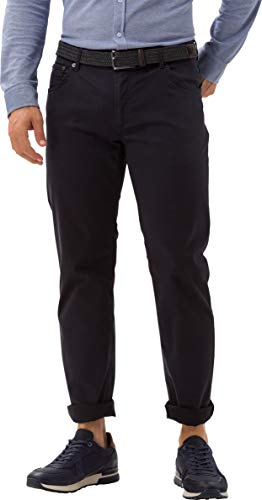BRAX Herren Style Chuck Hi-Flex Five-Pocket Modern Fit Hose, NAVY (2019), 38W / 34L