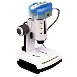 Motic DS-300 (For Kids) Digital Microscope with variety samples and great software for kids (Windows 7,8 &10 compatible)