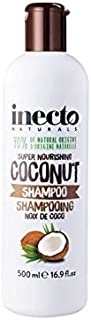 (2 PACK) - Inecto Naturals Coconut Shampoo | 500ml | 2 PACK - SUPER SAVER - SAVE MONEY