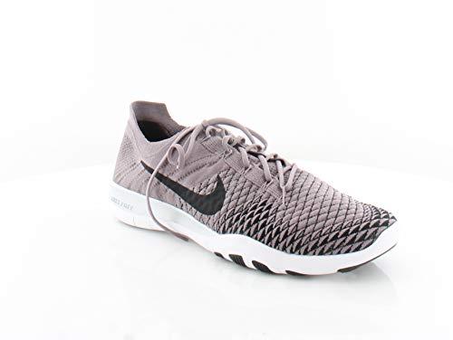 Nike Women's Free TR Flyknit 2 Bionic Training Shoes (Taupe Gray, 11.0-Medium)