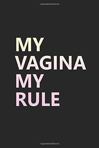 My Vagina My Rule: 316 Sudoku Brain Puzzles Game Sheets - Level: Very Easy - Inclusive Solutions   6 X 9 In   15.24 X 22.86 Cm   4 Puzzles Per Page    Funny Great Gift Paper
