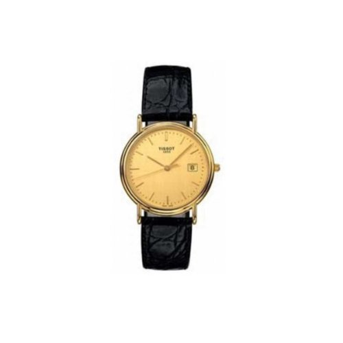 Tissot Reloj de Mujer Gold Carmel T71343411