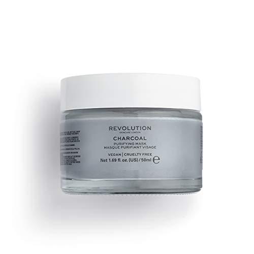 Mascarilla Faciales Carbon marca Revolution Skincare