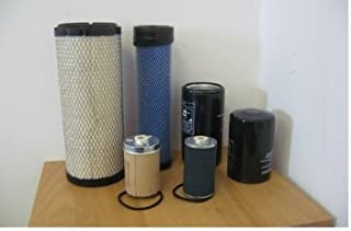 Mahindra Filter Pack Of 6 For 4500, 5500, 6000, 6500