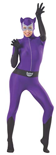 Rubies Disfraz de Catwoman bodysuit para mujer - M