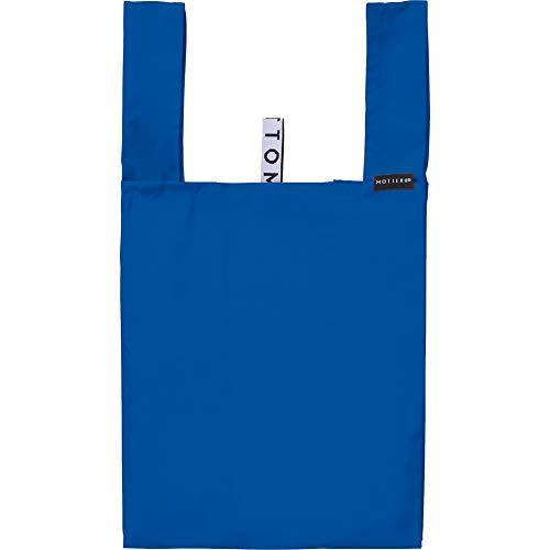 トレードワークス(Trade Works) MOTTERU クルリト デイリーバッグ ブルー ブルー 15×8.5×8.5cm MO-1102-001