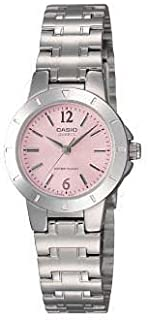 Casio LTP-1177A-4A1DF For Women (Analog, Dress Watch), Stainless Steel