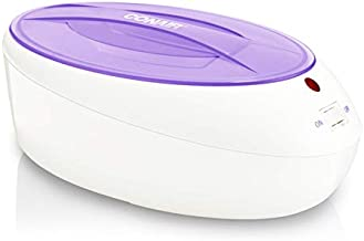 Conair True Glow Thermal Paraffin Bath/Paraffin Spa Moisturizing System, Includes 1lb. Paraffin Wax, Purple